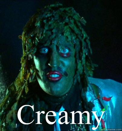 Creamy -  Creamy  Old gregg
