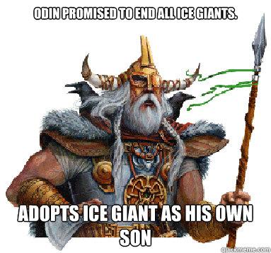 Odin Ice Giants Wwwpicswecom