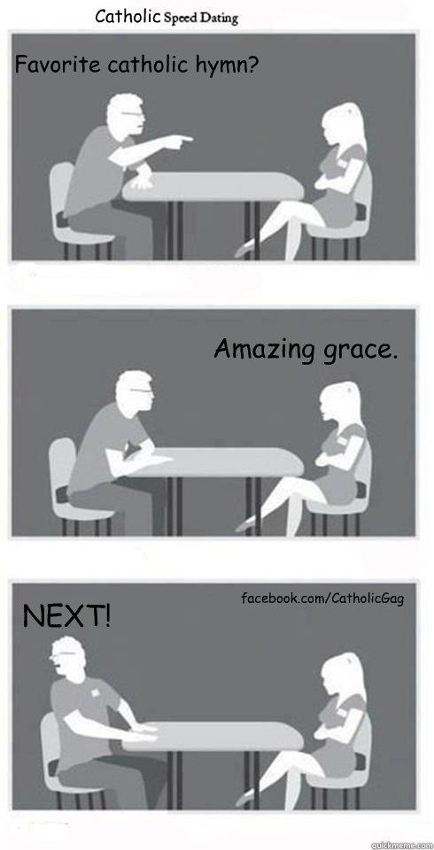 catholic speed dating