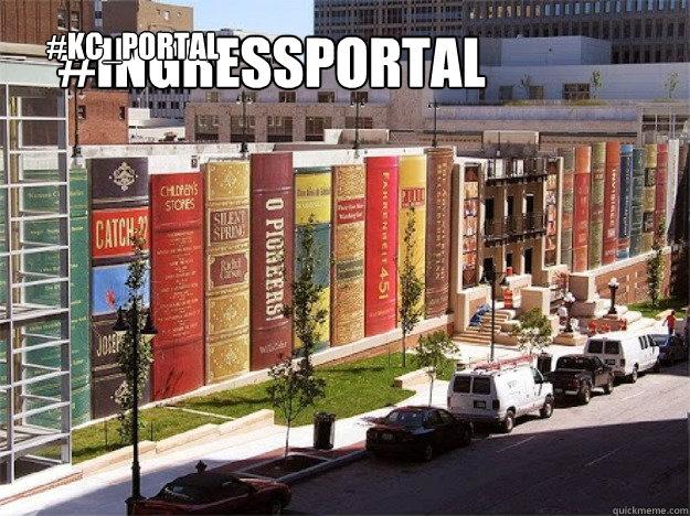 #INGRESSPORTAL #KC_portal