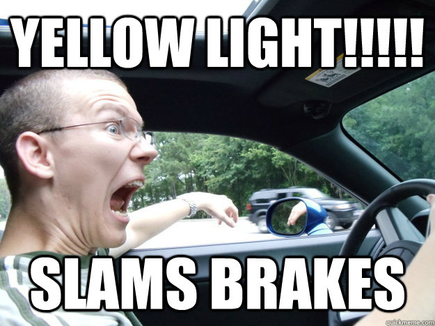 Popular Scary Chicken Meme: Scared Driver Sammy Memes