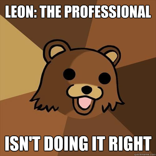 Leon the Professional Meme Generator - Imgflip