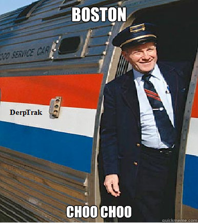 Boston CHOO CHOO - Boston CHOO CHOO  Karma Train