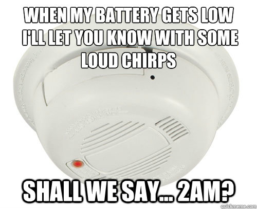 Unhelpful Smoke Alarm Memes Quickmeme