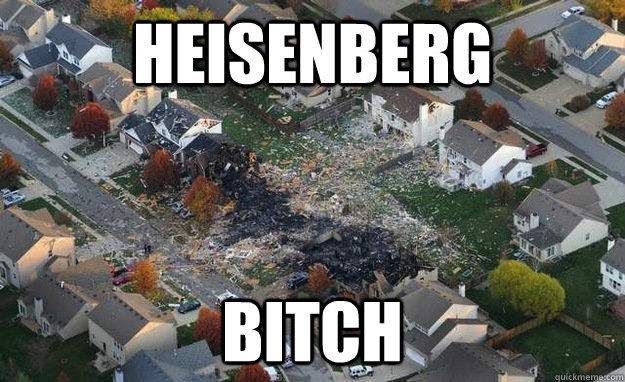 HEISENBERG BITCH - HEISENBERG BITCH  Misc