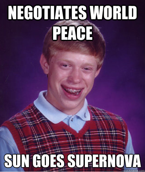 Negotiates WORld peace Sun goes supernova  Caption 4 goes here - Negotiates WORld peace Sun goes supernova  Caption 4 goes here  Misc