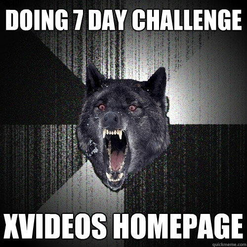 Doing 7 day challenge xvideos homepage - Doing 7 day challenge xvideos homepage  Insanity Wolf