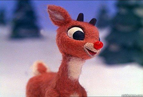 Condescending Rudolph