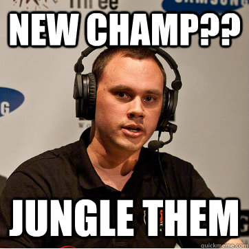 New Champ?? Jungle Them   Phreak