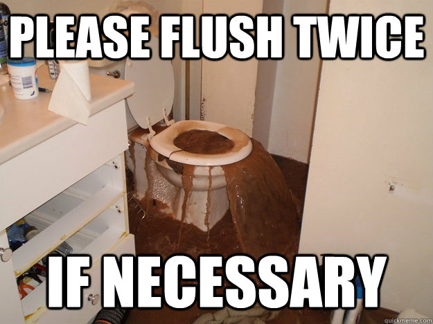 toilet terror memes quickmeme