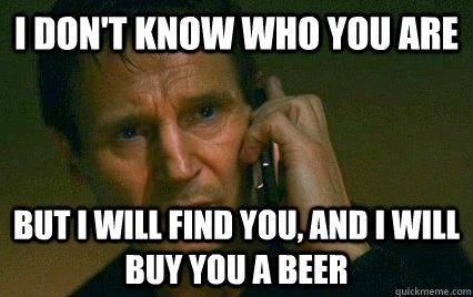 00530fa91b982 I don t know who you are But I will find you