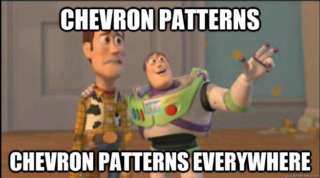 Chevron Patterns Chevron patterns everywhere - Chevron Patterns Chevron patterns everywhere  Misc