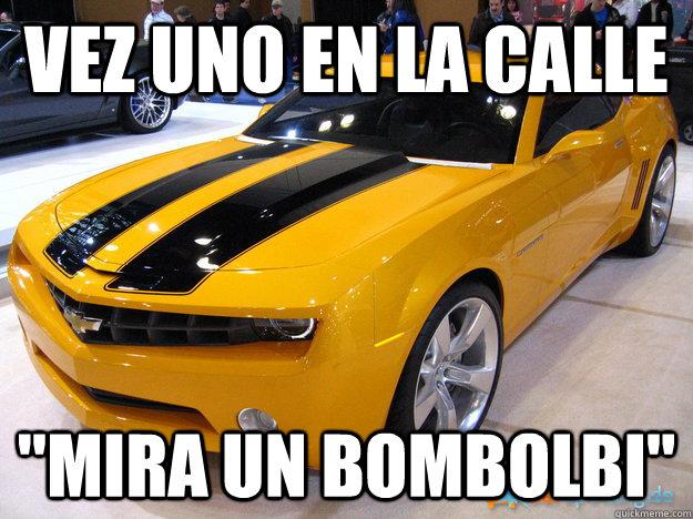 Camaro Bombolbi Memes Quickmeme