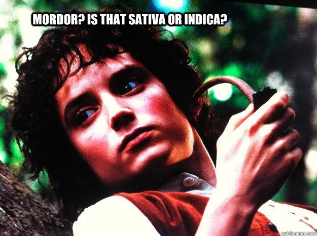 Stoned hobbit memes   quickmeme