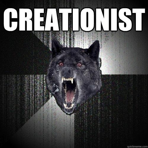 Creationist - Creationist  Insanity Wolf