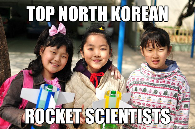 Top North Korean Rocket Scientists