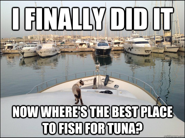 I finally did it Now where's the best place  to fish for tuna? - I finally did it Now where's the best place  to fish for tuna?  Misc