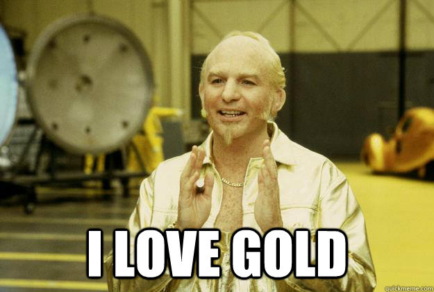 I LOVE GOLD - I LOVE GOLD  Misc