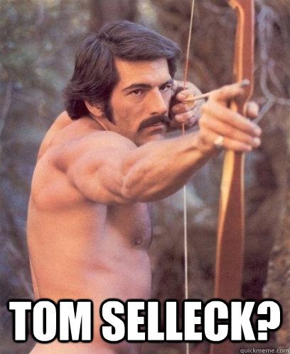 Tom Selleck Naked Archer