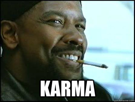 Karma -  Karma  Mah Nigga Denzel