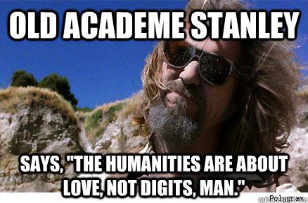 Old Academe Stanley Says,