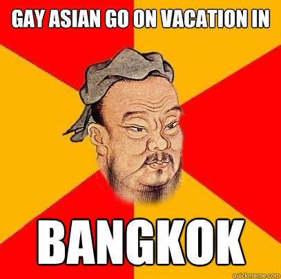 Chinese guy gay meme