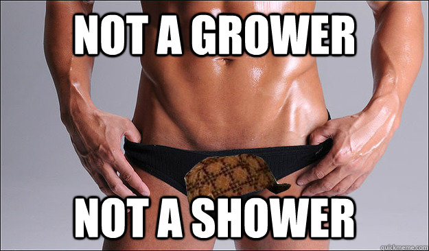 Shower and a grower