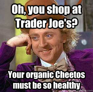 Trader Joe's Cheetos