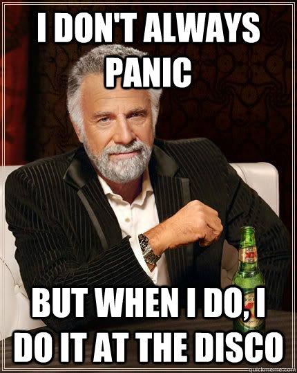 93658d45109c5881533b8f17fb3ce7c3590295ce1dbaa01953e09a09a4634670 panic at the disco memes quickmeme