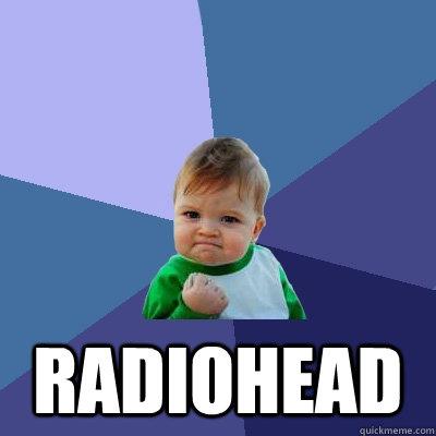 Radiohead  Success Kid