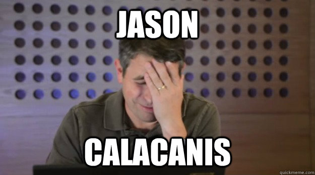 jason calacanis - jason calacanis  Facepalm Matt Cutts