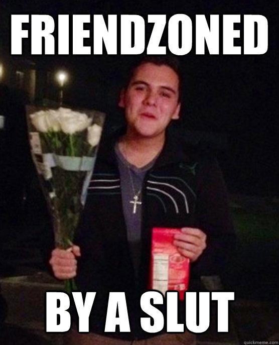 Friendzoned again meme