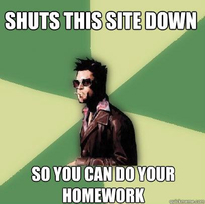 Site to do homework
