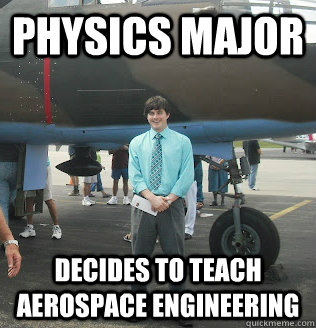3. You can do almost anything with that physics degree