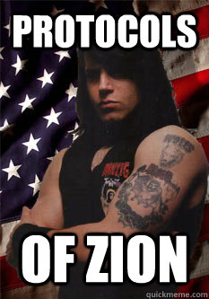 protocols of zion  Scumbag Danzig