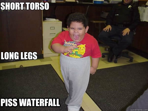 short torso long legs piss waterfall - short torso long legs piss waterfall  pee boy