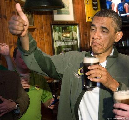 -    Upvote Obama