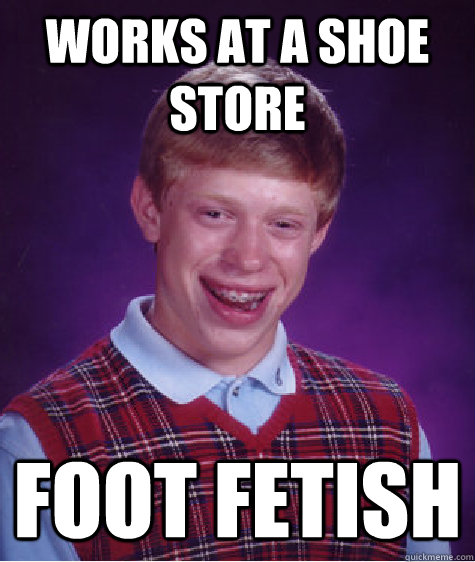 Shoe Store Foot Fetish