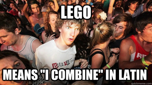 Lego Means