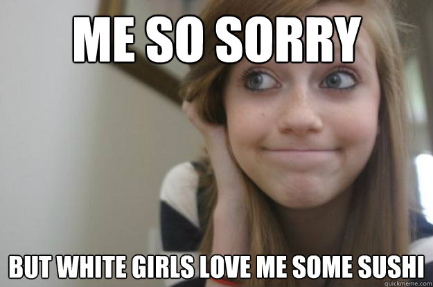 what white girls like