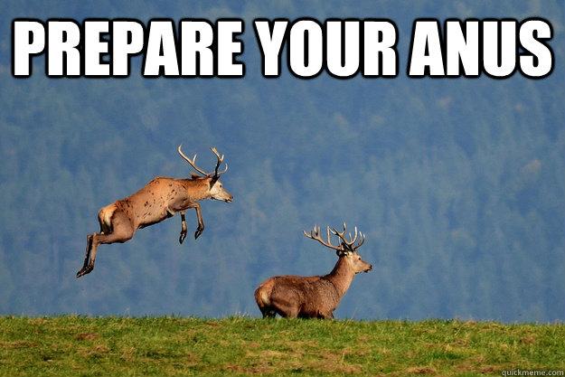 Prepare Your anus  - Prepare Your anus   Misc