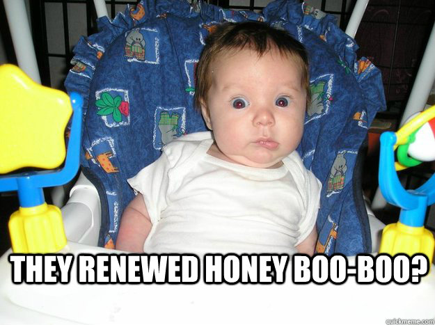 they renewed honey boo-boo?