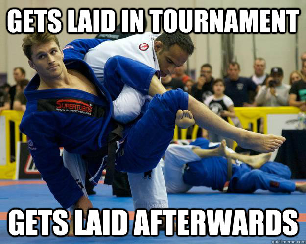 Gets laid in tournament gets laid afterwards - Gets laid in tournament gets laid afterwards  Misc