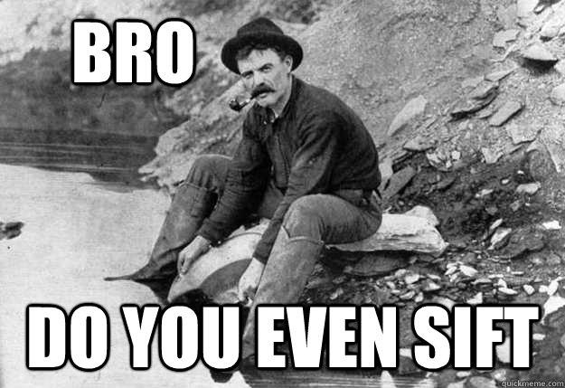 bro do you even sift - bro do you even sift  Misc