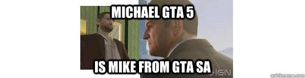 gta 5 mike