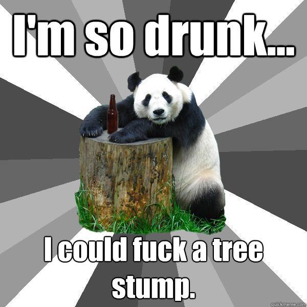 Fuck im Drunk