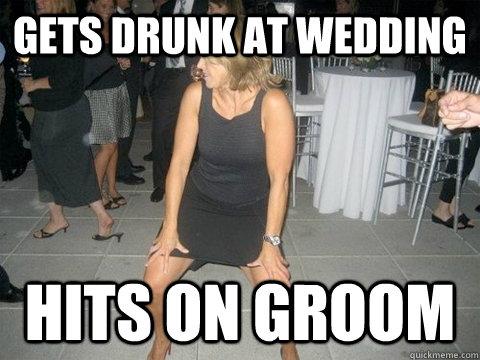 Drunk mom meme