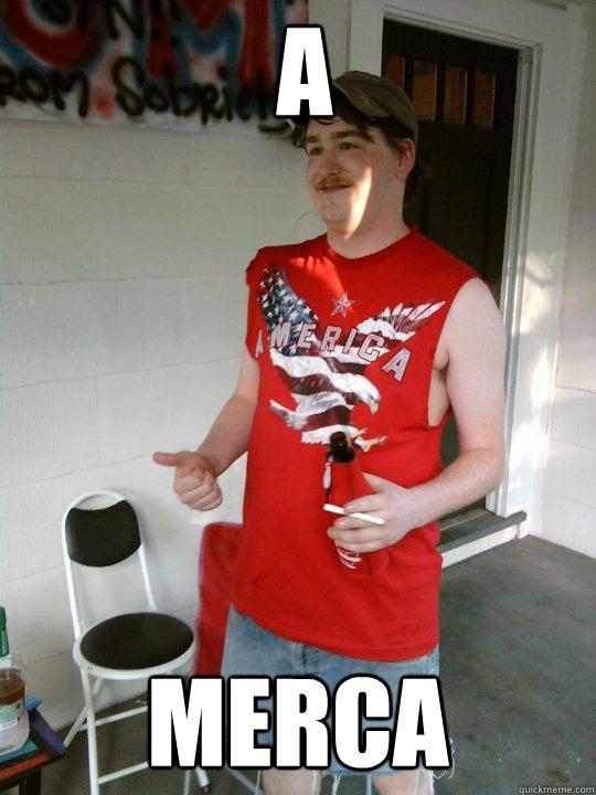 A MERCA  Redneck Randal