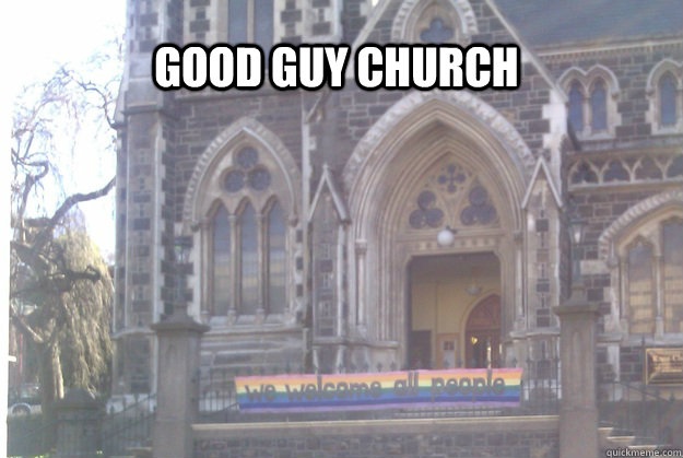 GOOD GUY CHURCH - GOOD GUY CHURCH  Good Guy Church