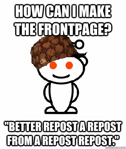 how can i make the frontpage?